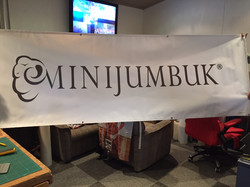 Mini Jumbuck Banner