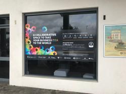 Limestone Coast Envision Window Signage