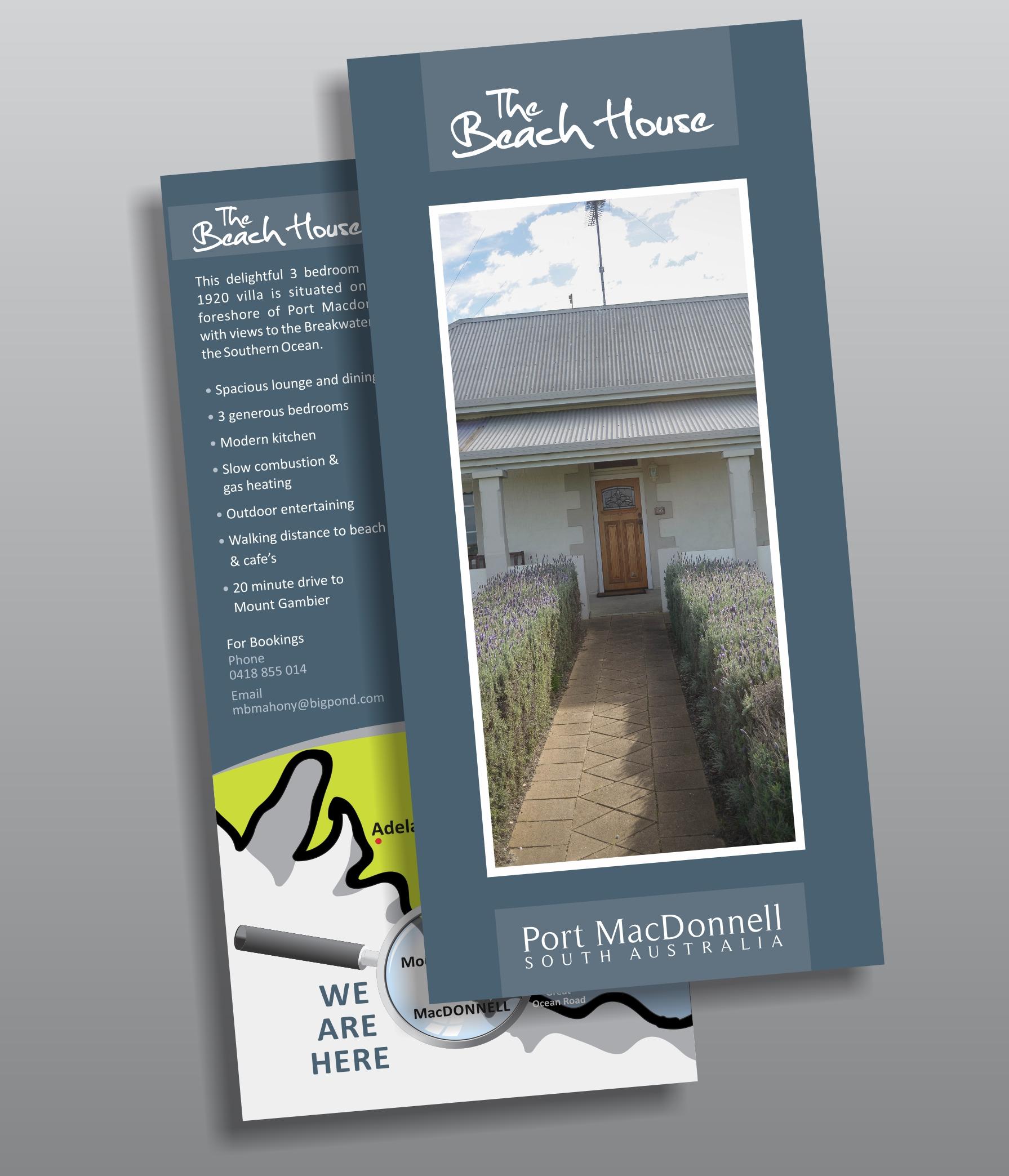 The Beach House DL Card