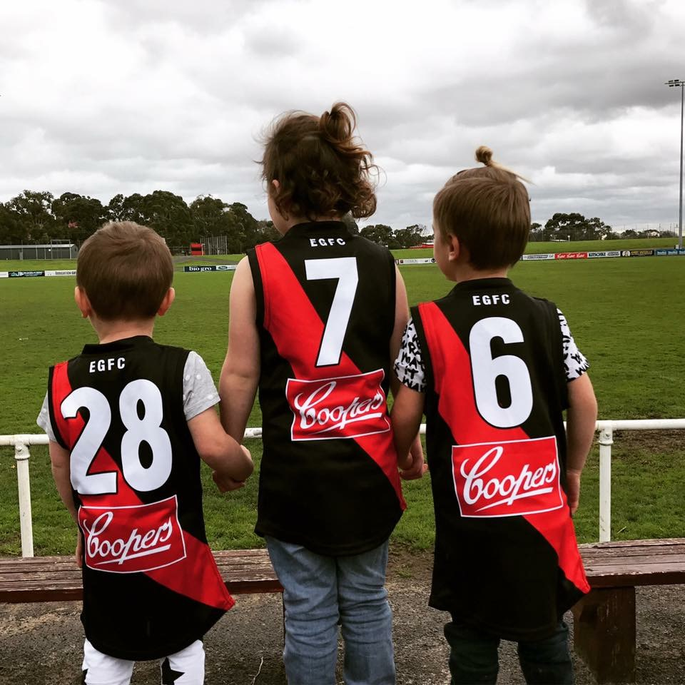 East Gambier Junior Guernsey's