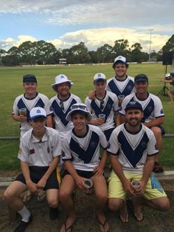 Penola Cricket Training Tops