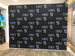 Inter Soccer Club Media Wall