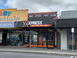 Xpress Signs Fascia