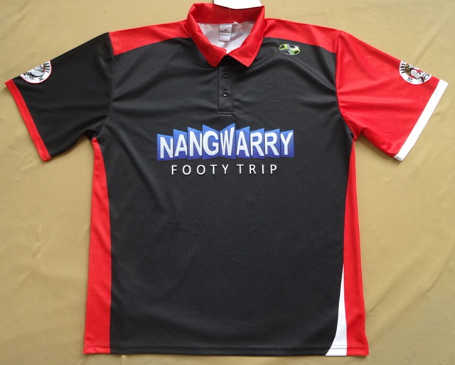 Nangwarry Football Trip Shirts