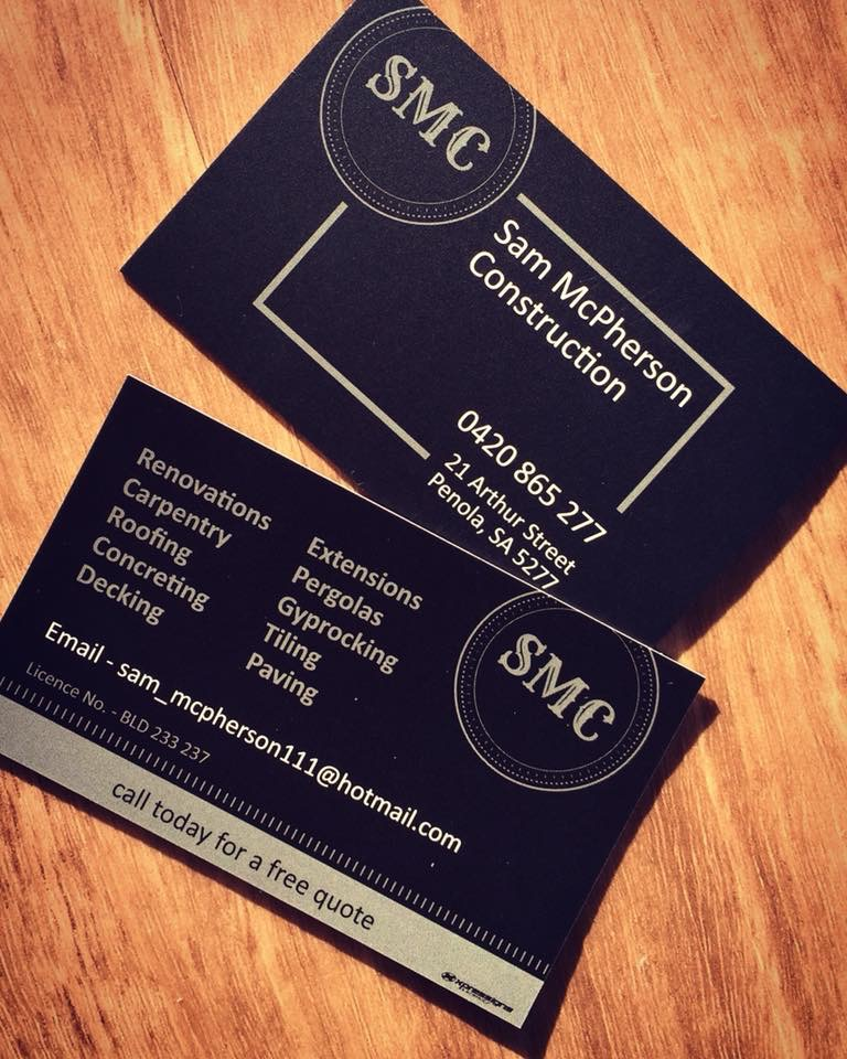 SMC Business Cards