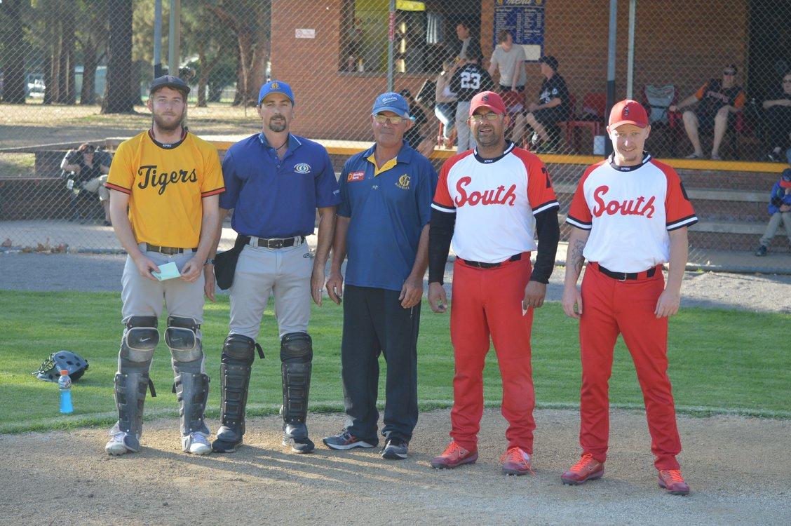 Mount Gambier Baseball Heritage Round