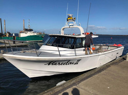 Maree Lou II Boat Signage
