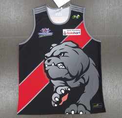 East Gambier Sublimated Singlets
