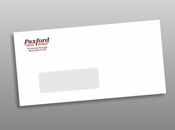 Paxfords Envelope