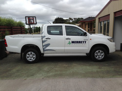 Merrett Logging