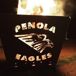 Penola FC Fire Pit