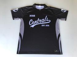 Centrals Baseball Warm Up Tops