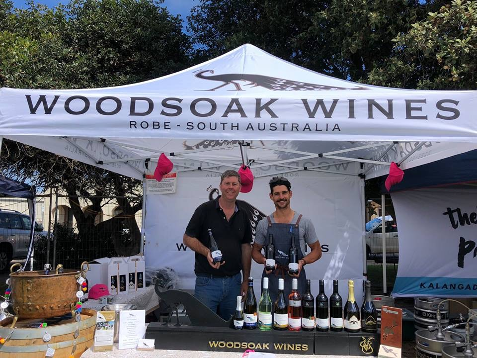 Woodsoak Wines Gazebo