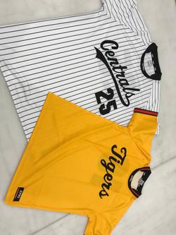 Baseball Retro Guernsey's