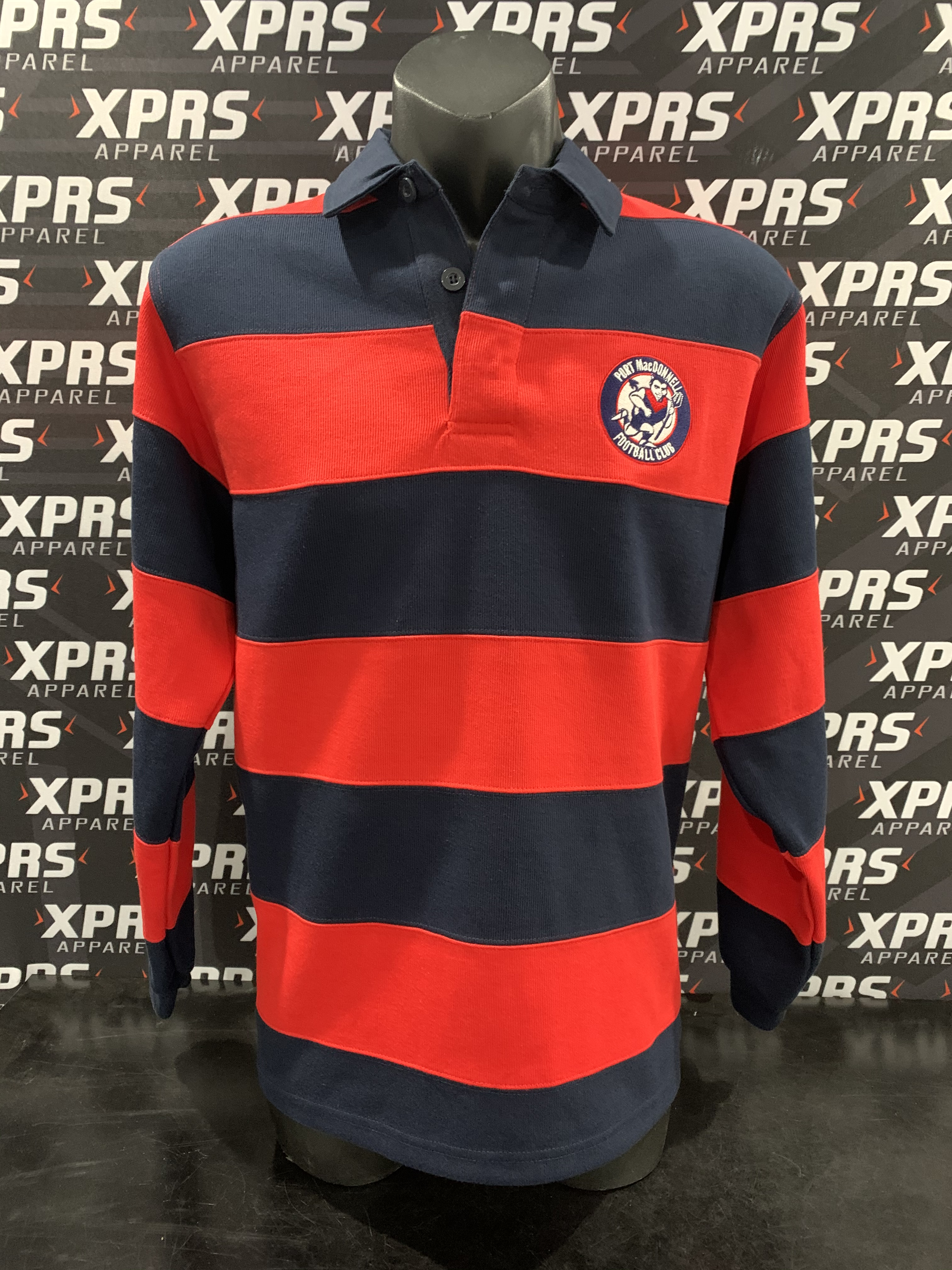 Port MacDonnell Rugby Jumper