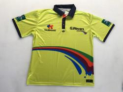 GWeyers Yellow Polo