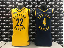 Ravens Reversible Basketball Singlets