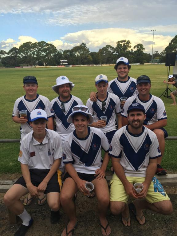 Penola Cricket Training Tee's