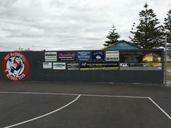 Port MacDonnell Netball Signs