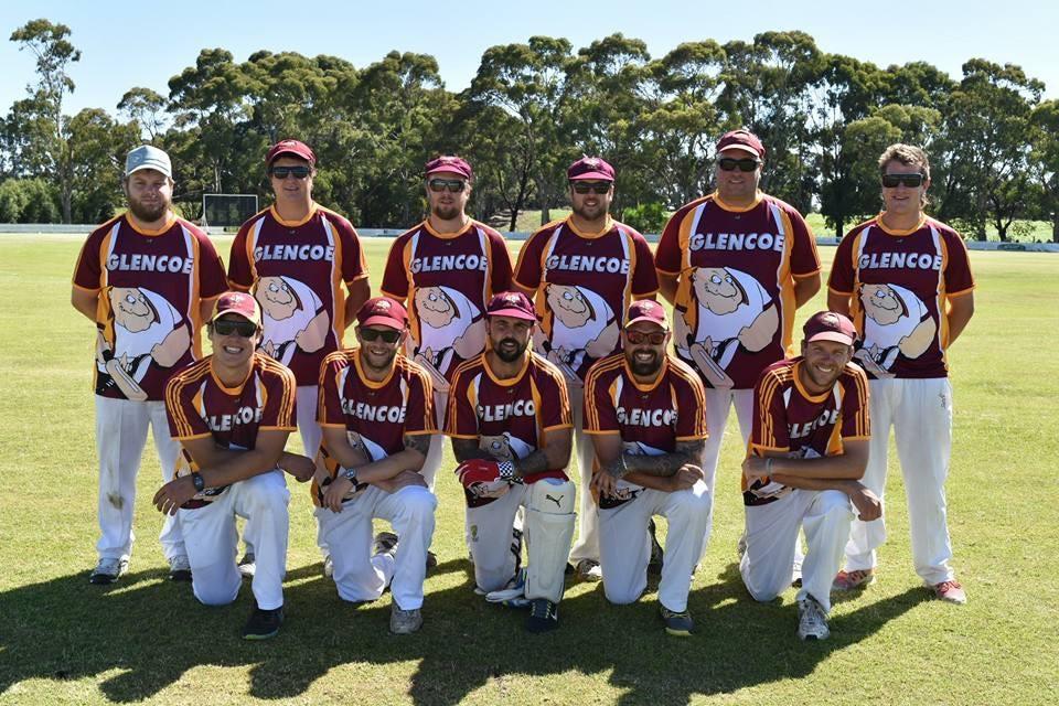 Glencoe Cricket 20-20 Team