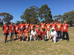 Edenhope Indiginous II Cricket Polo's