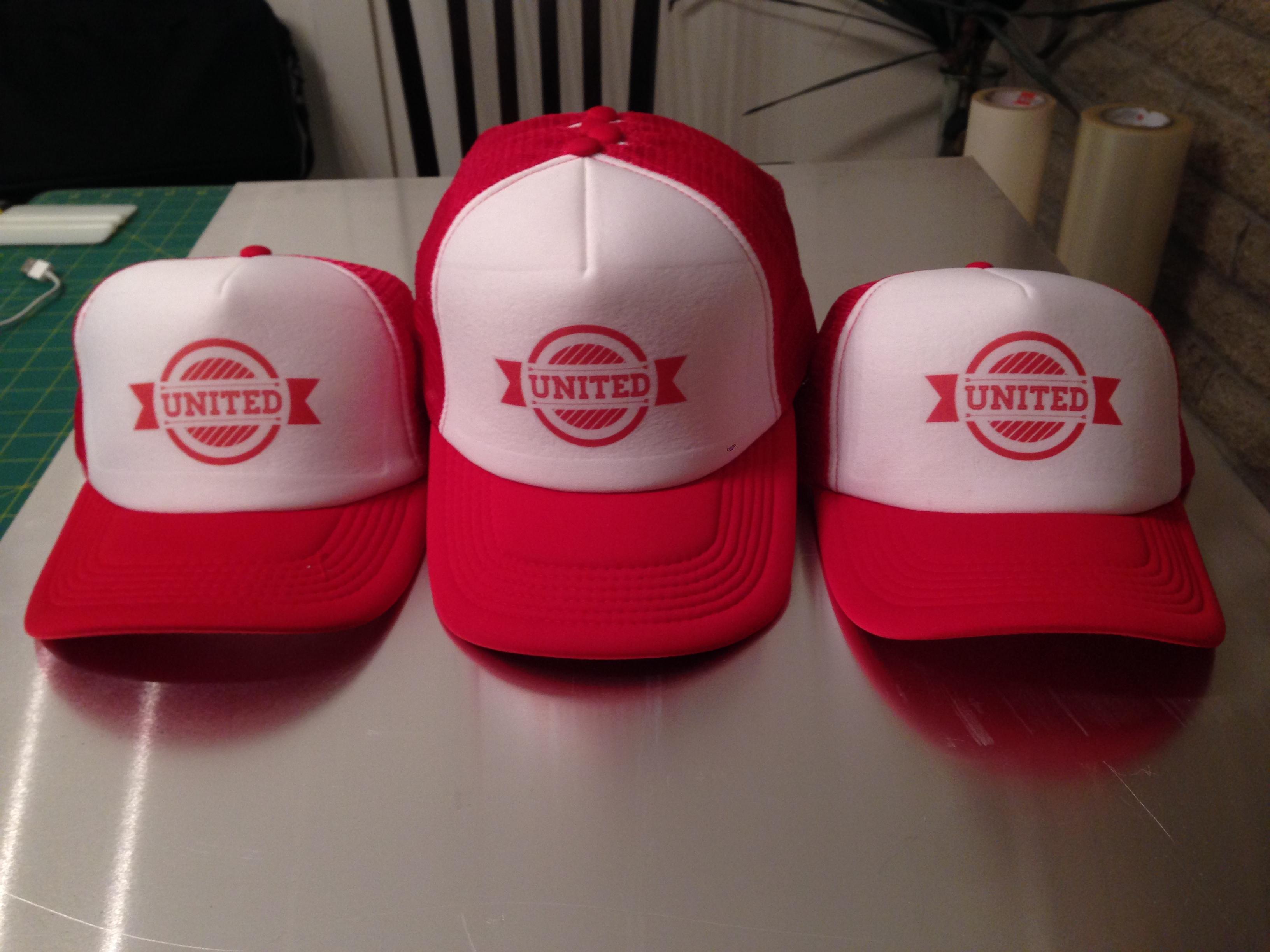 United Trucker Cap
