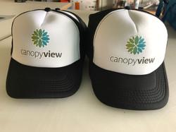 Canopy View Trucker Caps