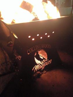 Collingwood Firepit