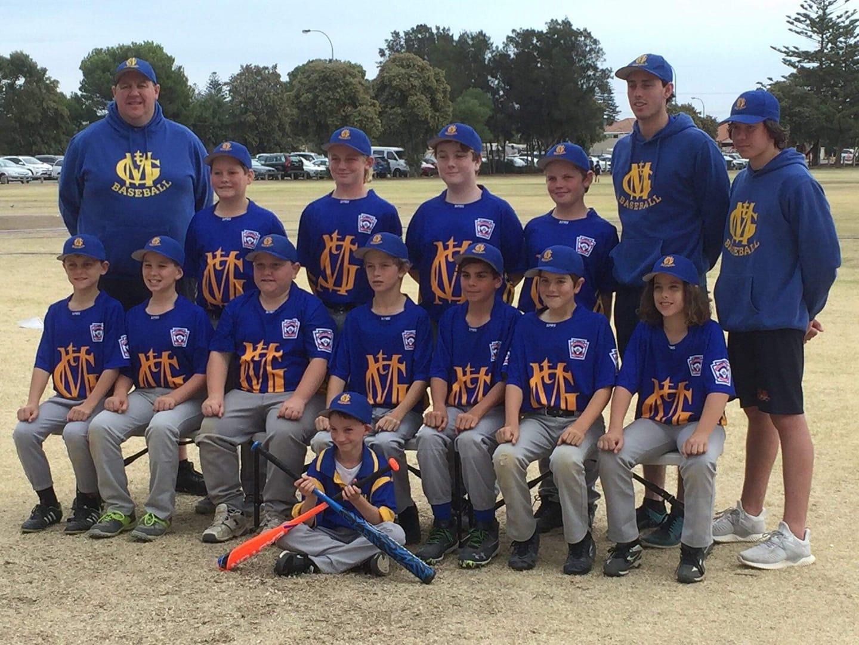 MG Baseball Little League