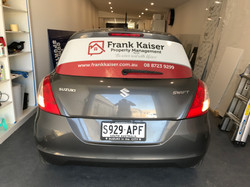 Frank Kaiser Property Management One Way Vision
