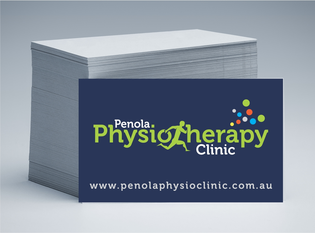 Penola Physio Business Cards