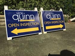 Vicki Quinn Real Estate A-Frames