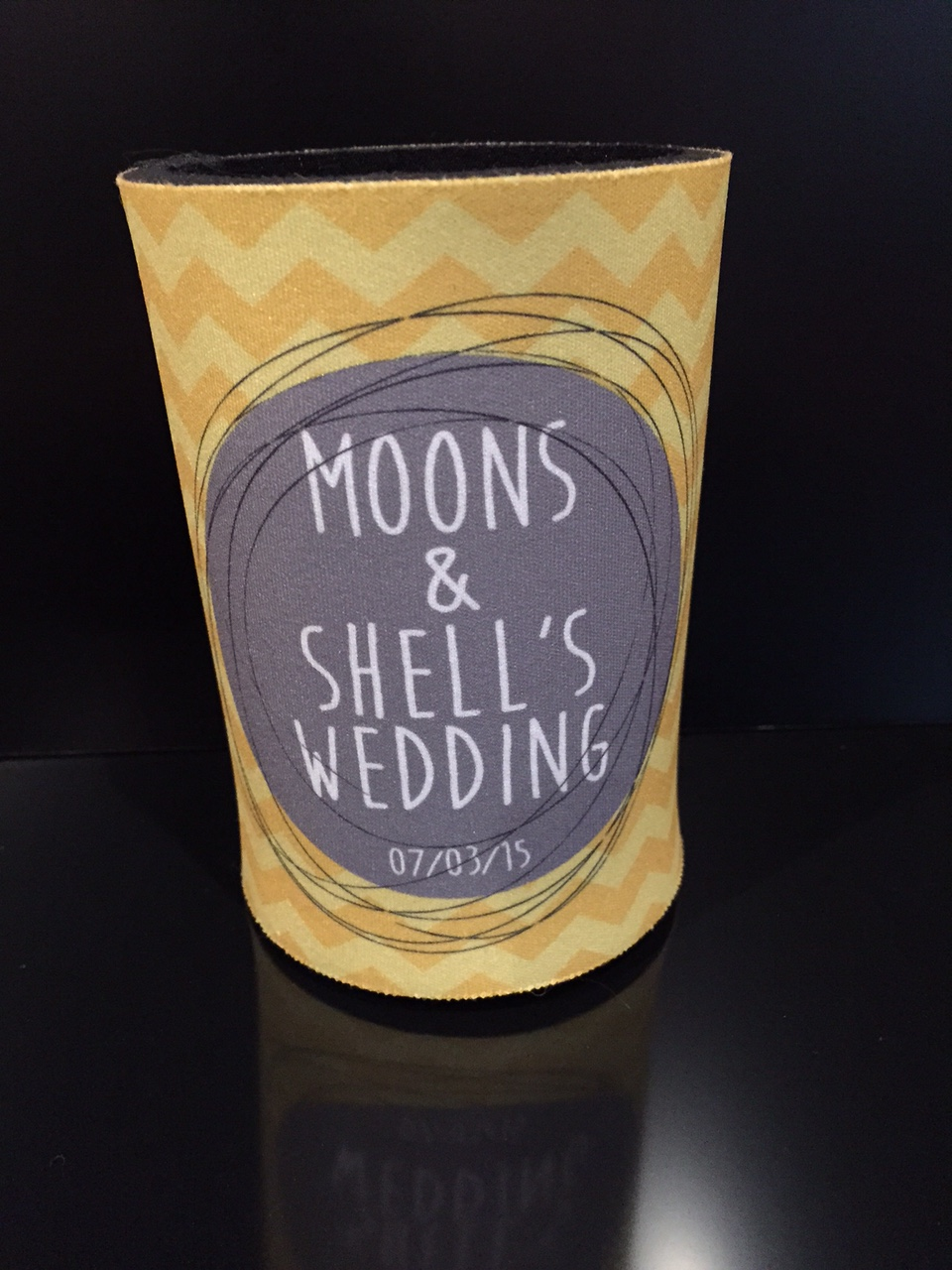 Moons & Shell Wedding