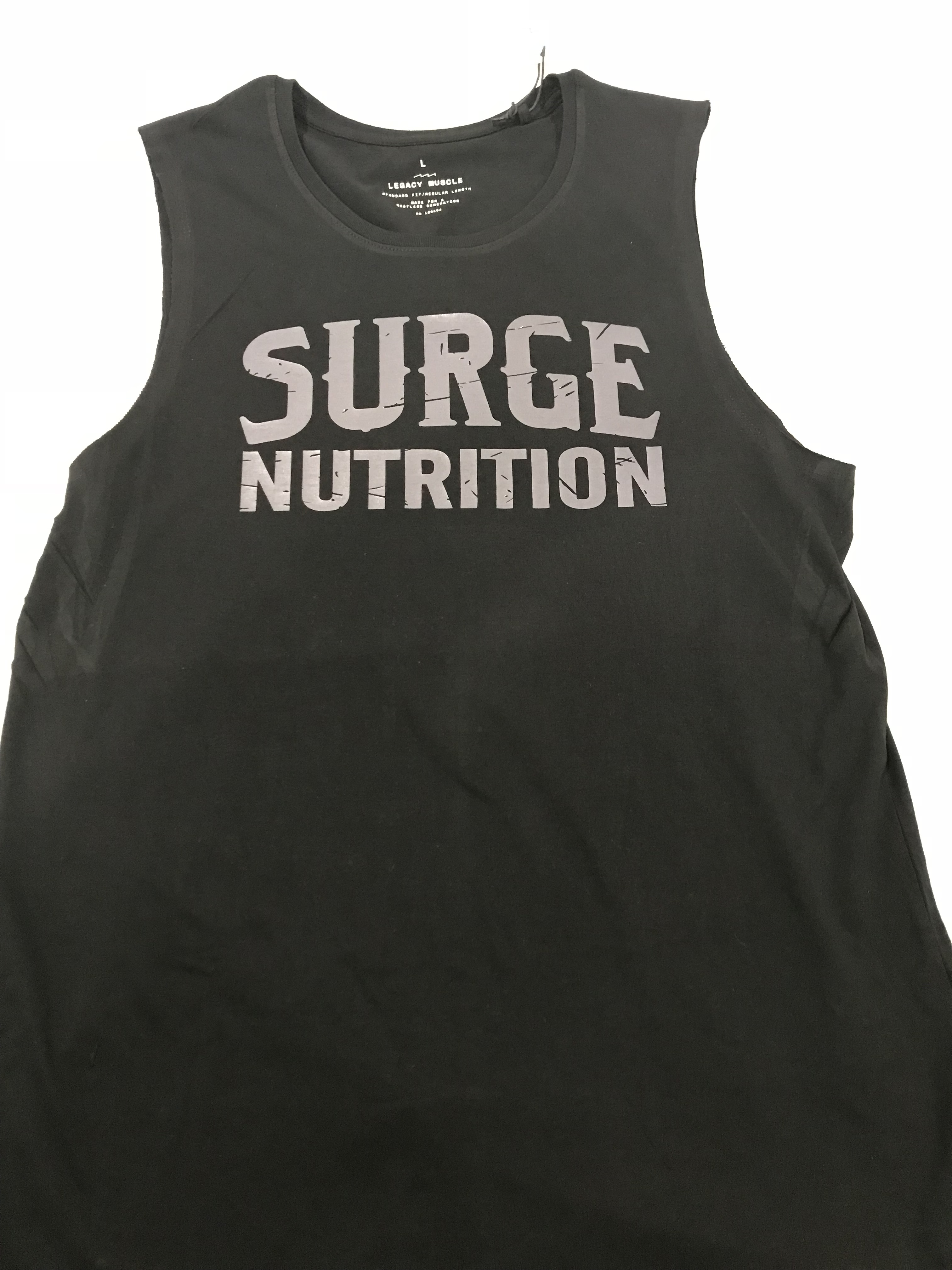 Surge Nutrition Tank Tops