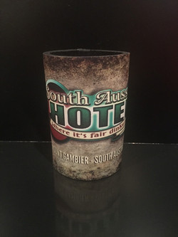 South Aussie Hotel Stubby Holders