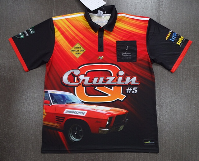 Aussie Muscle Car Polo's