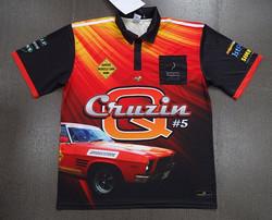 Aussie Muscle Car Polo's