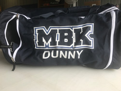 Musswellbrook FC Sports Bags