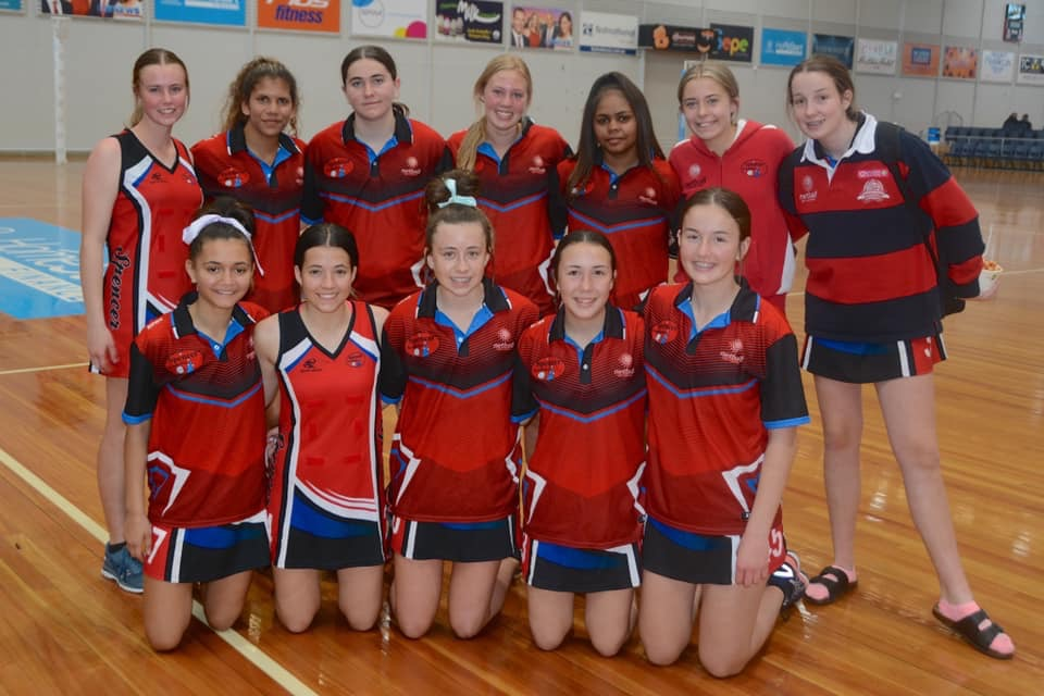 Spencer Netball Academy