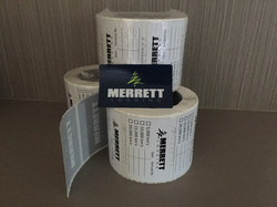 Merrett Logging Service Labels