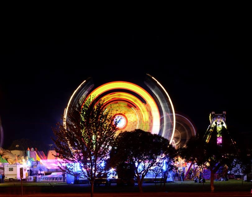 Mount Gambier Show at Night_edited