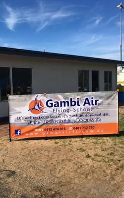 Gambi Air Banner