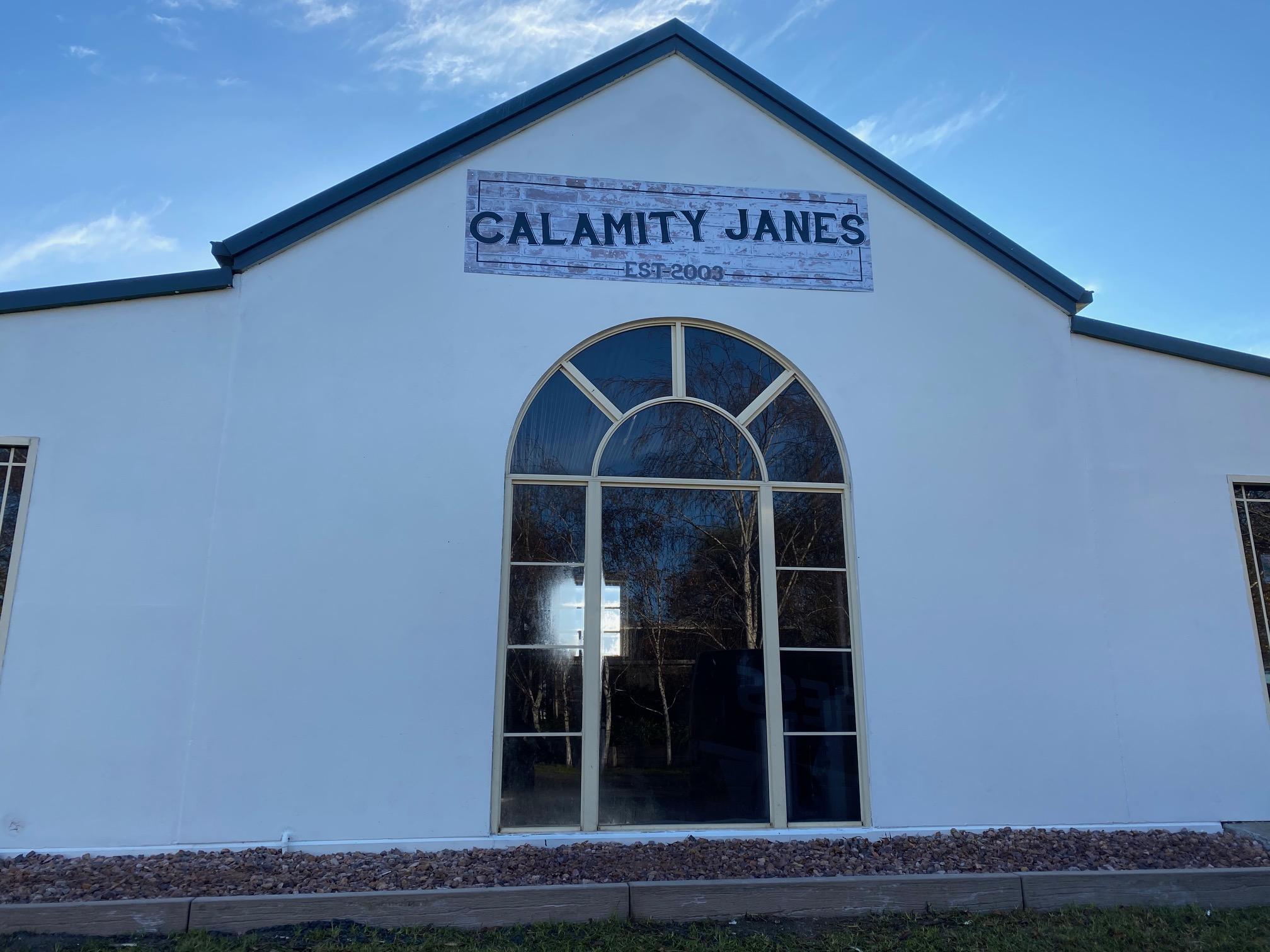 Calamity Janes Nail Bar