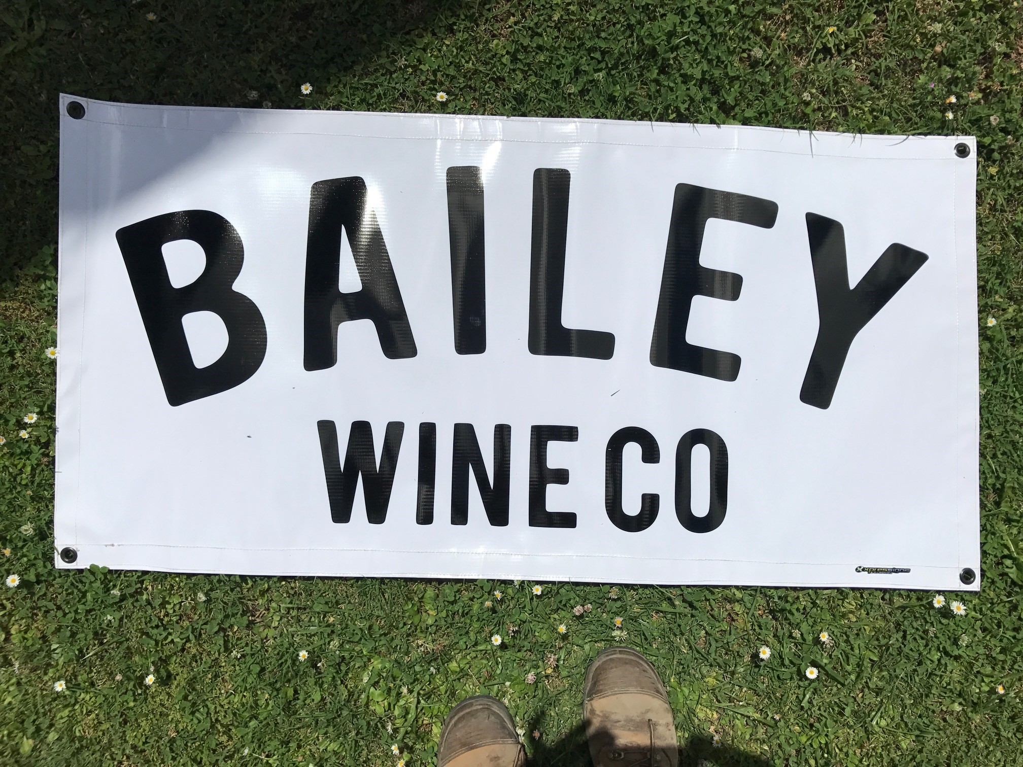 Bailey Wine Co Banner