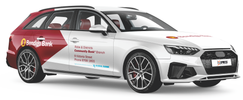 Bendigo Bank Vehicle Signage.png
