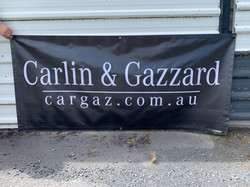 Carlin & Gazzard Banner
