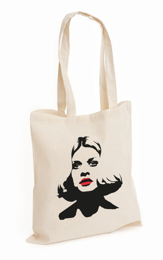 Paris Texas Tote Bag