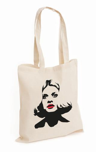 Paris Texas Tote Bag