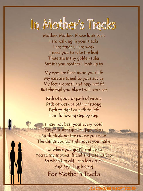In Mother's Tracks