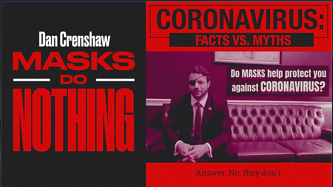 Sima for Texas Campaign Attacks Crenshaw's COVID Disinformation in New Digital Video